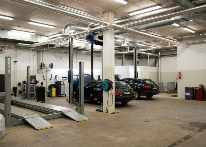 Volkswageni esindus Proland